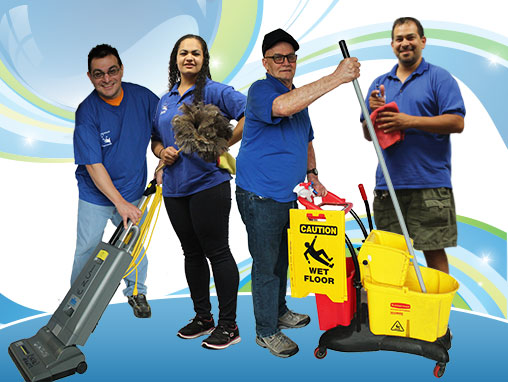 Janitorial Services Provided By Innovative Services NW In Vancouver WA