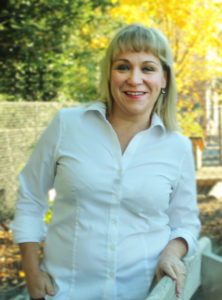 Photo of Dena Strong, Future CEO of Innovative Services NW